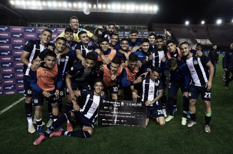 Talleres venció a Temperley y clasificó a semifinales de Copa Argentina