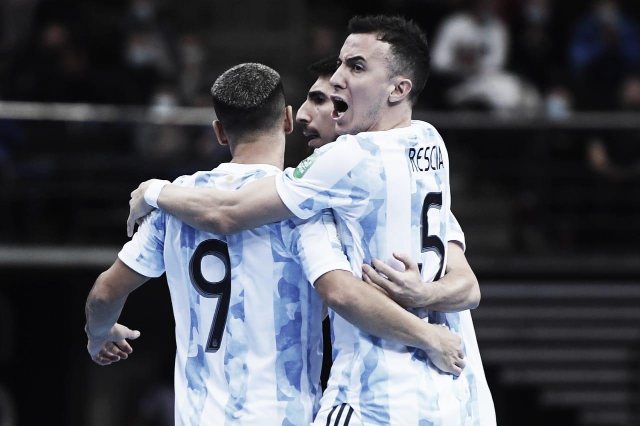 ¡Argentina es finalista del mundo!