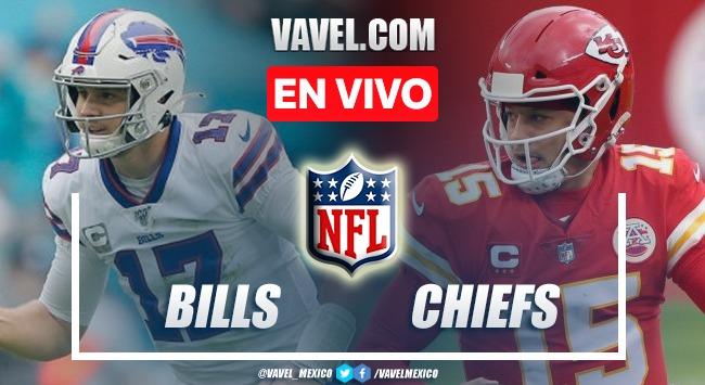 Resumen y Touchdowns del Buffalo Bills 38-20 Kansas City Chiefs en NFL 2021