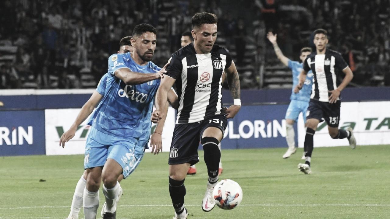 Talleres le ganó a Atlético y sigue en la lucha