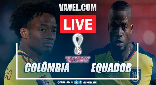 Gols e melhores momentos Colômbia 0x0 Equador pelas Eliminatórias da Copa do Mundo 2022
