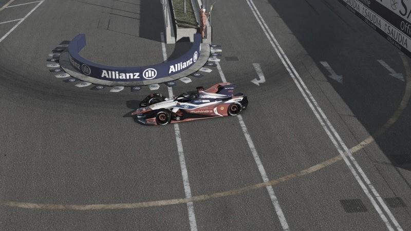 Wehrlein vence pela segunda vez e é líder da Fórmula E virtual