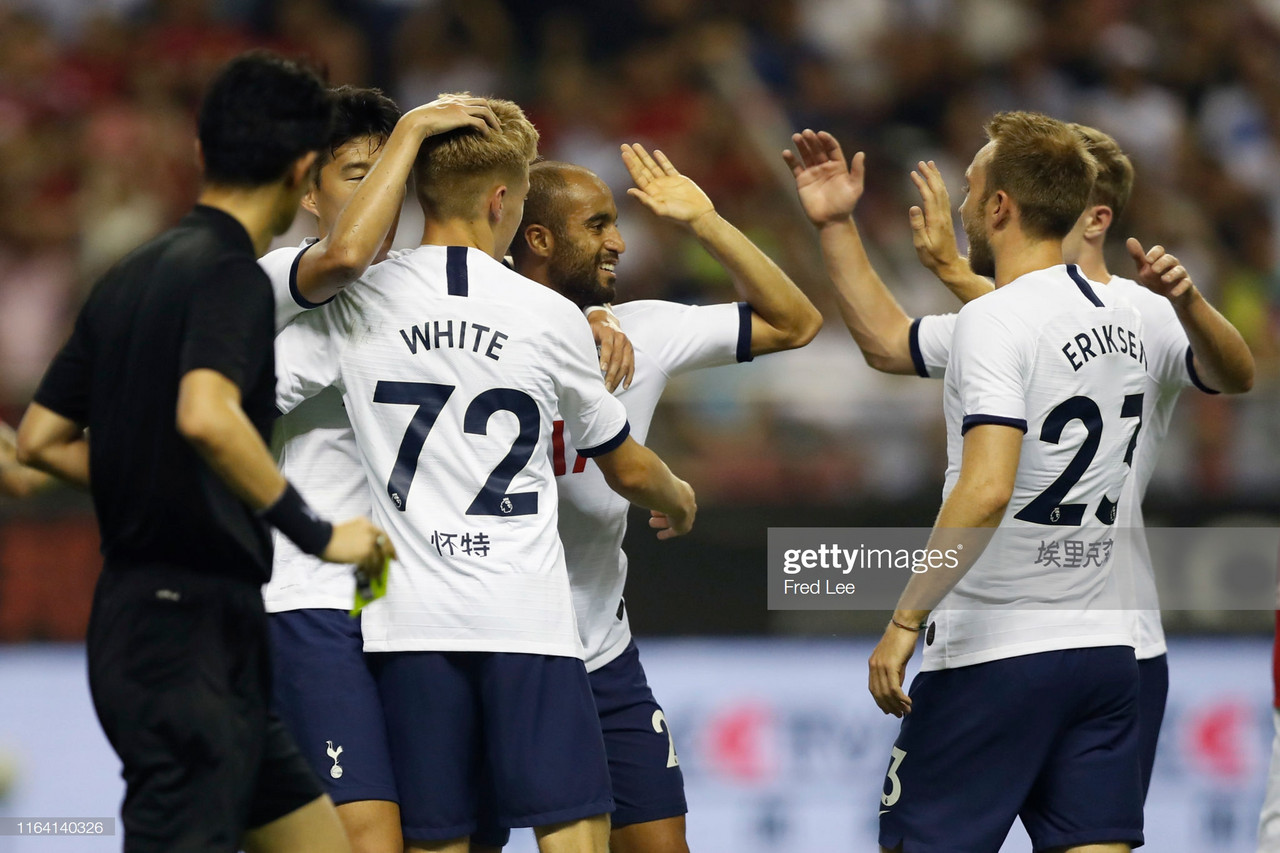 The Warm Down: Spurs youngsters impress against United but one area needs addressing before deadline day