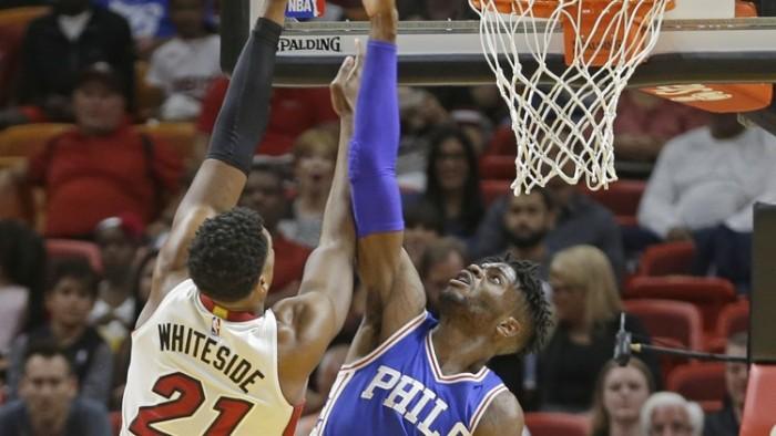 NBA - Vittorie facili per Pacers e Heat: battuti Pistons e Sixers