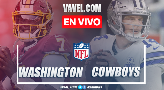 Resumen y Touchdowns del Washington 41-16 Cowboys en la semana 12 NFL 2020