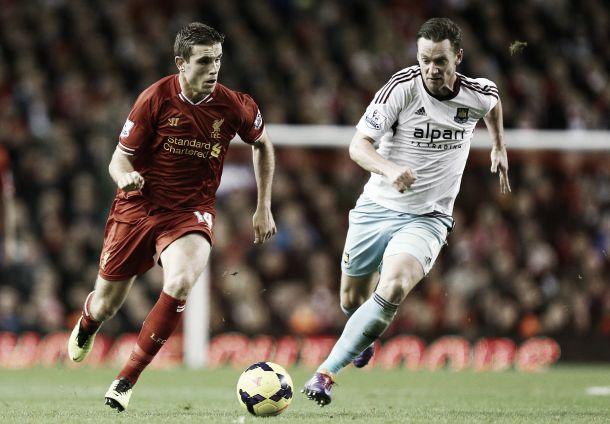 West Ham - Liverpool: ganar o ganar