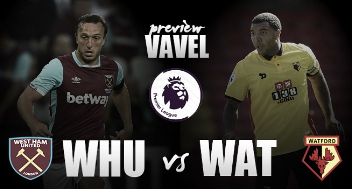 West Ham vs Watford Preview: Hornets looking for first win against Bilic's Hammers