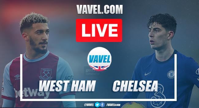 As it happened: West Ham United 0-1 Chelsea FC