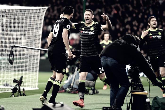 Premier League - Il Chelsea rimanda indietro il Tottenham: 1-2 al West Ham nel monday night
