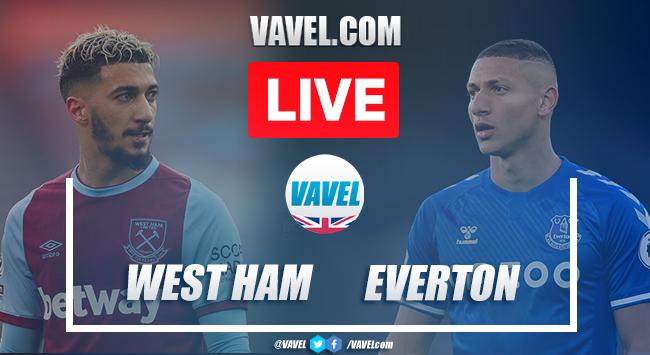 As it happened: West Ham United 0-1 Everton FC