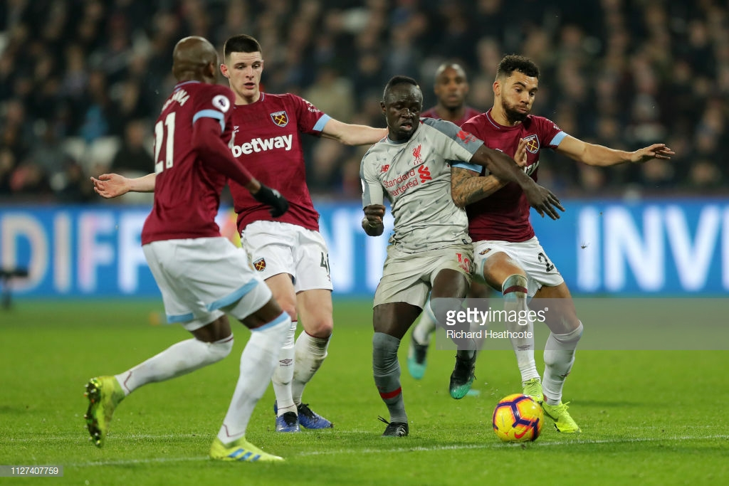 The Warm Down: Second-rate performance sees Liverpool draw with Hammers