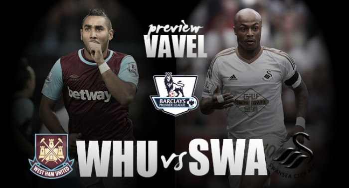 West Ham United - Swansea City Preview: Hammers look to extend unbeaten run