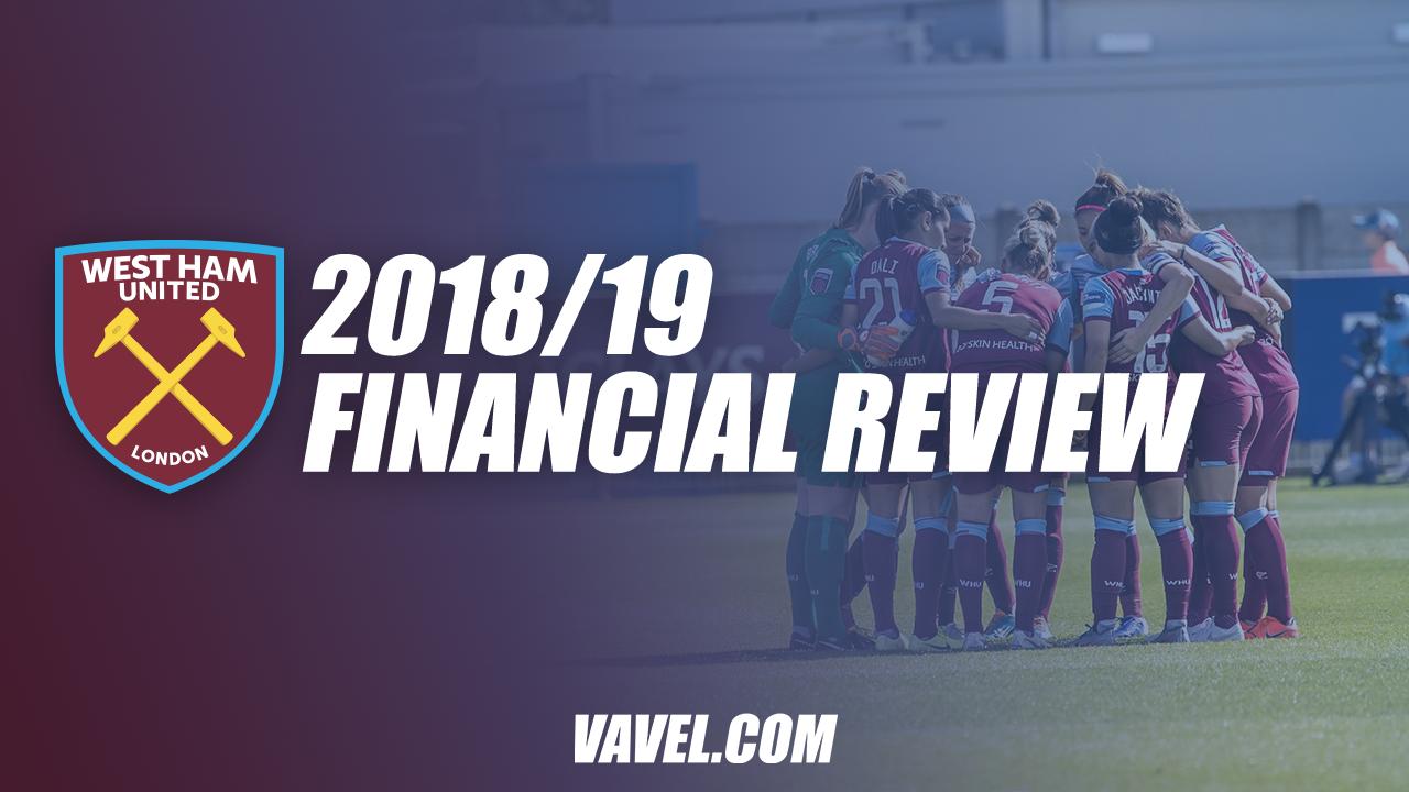 West Ham United Women 2018/19 financial review: Irons break even after first WSL season