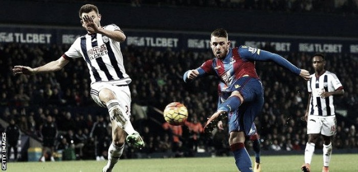 Crystal Palace player ratings in poor overall performance in 3-1 West Brom defeat