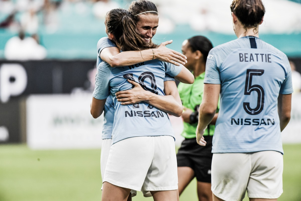 Manchester City takes third place in the ICC Women's Tournament