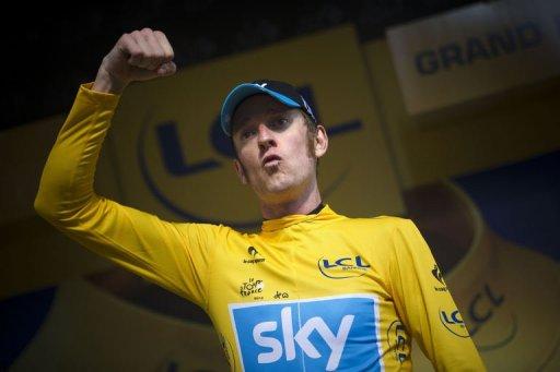 Wiggins vapulea el Tour de Francia