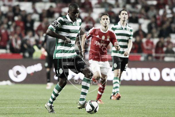 William Carvalho em grande no 'derby': o felino brilhou e pintou a Luz de verde