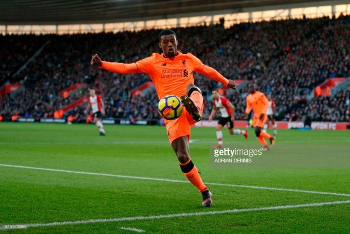 Liverpool midfielder Georginio Wijnaldum is determined for Reds to 'set themselves up for the second leg' ahead of Porto clash