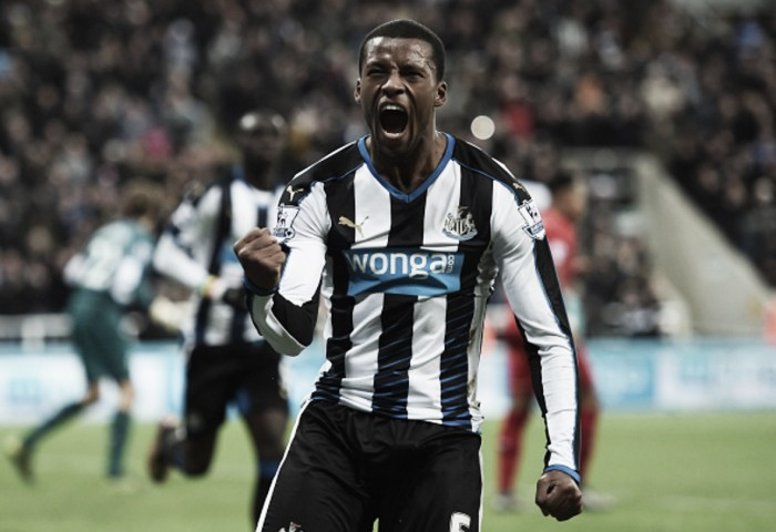 Liverpool looking to strike £20 million deal for Newcastle's Georginio Wijnaldum in coming days