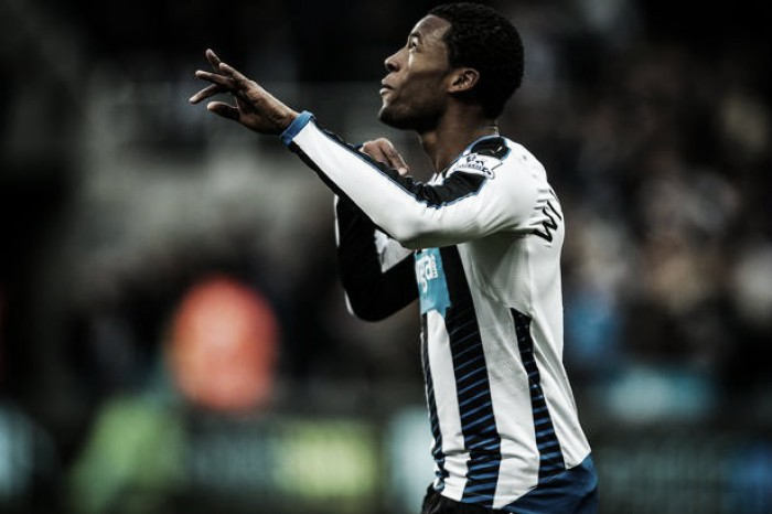 Georginio Wijnaldum does not regret joining Newcastle United