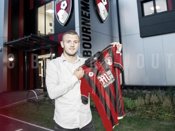 Sem espaço no Arsenal, meia Wilshere é emprestado ao Bournemouth