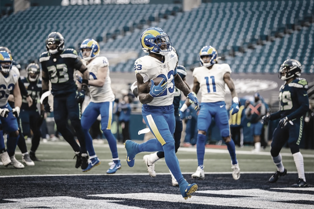 Foto: Los Ángeles Rams