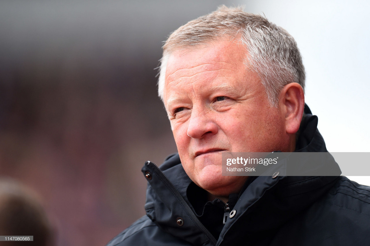 Chris Wilder signs new Sheffield United deal