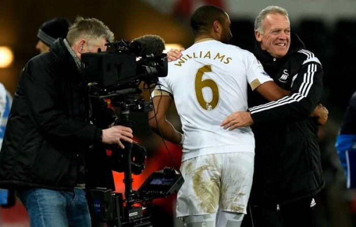 Lo Swansea respira con Williams, crolla ancora il Watford: 1-0 al Liberty Stadium