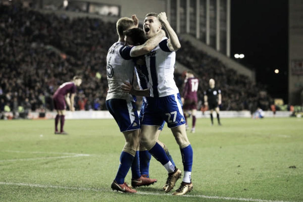 City é eliminado pelo pequeno Wigan, da 3ª divisão