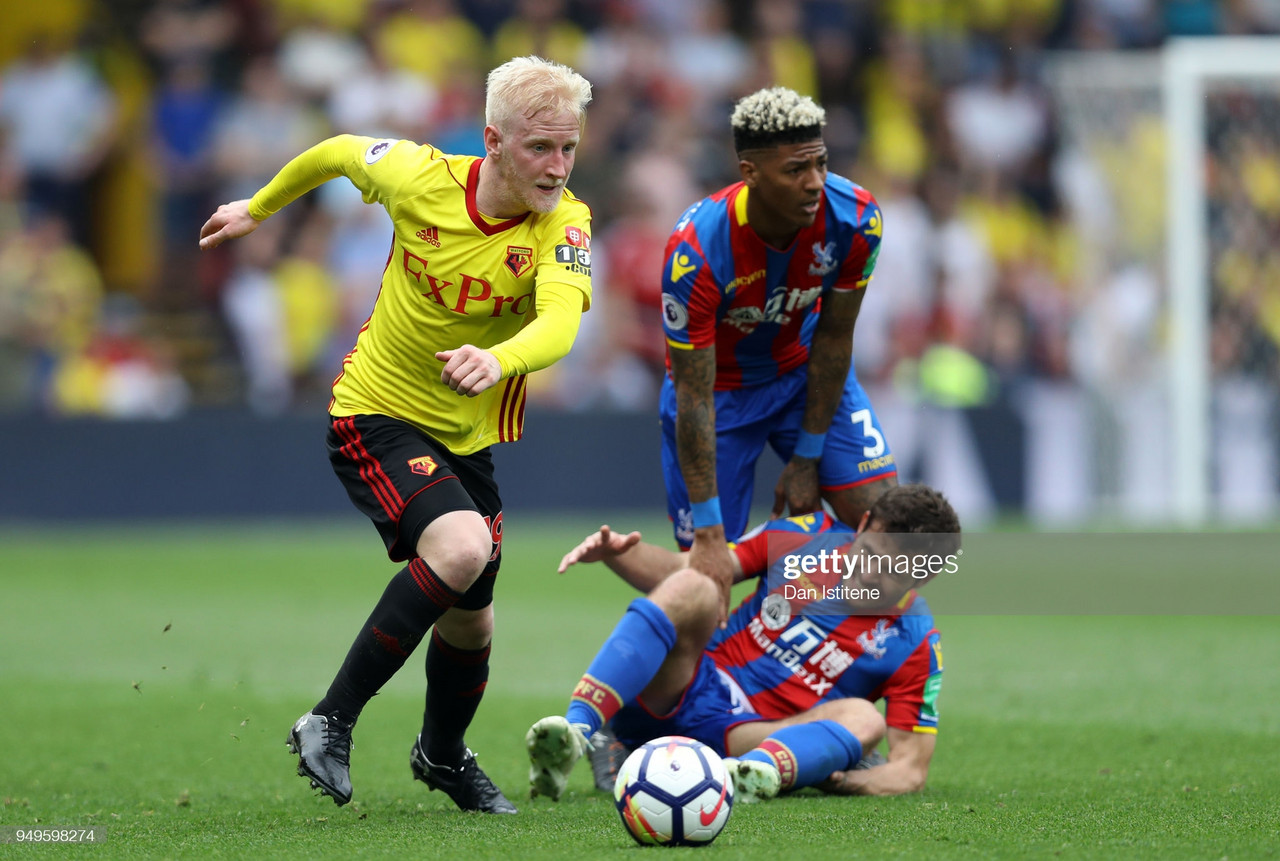 Will Hughes: What to expect from Palace's new man in midfield
