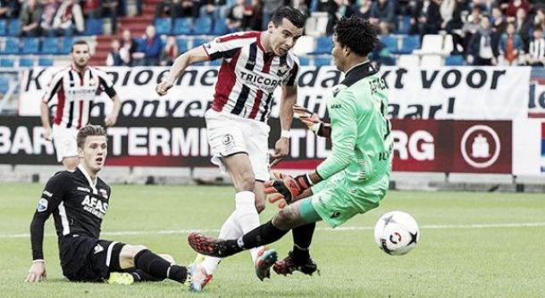 Willem II consigue tres puntos en un duelo de contrastes