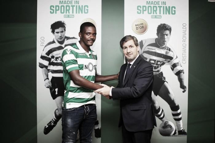 Sporting: William Carvalho renova contrato até 2020