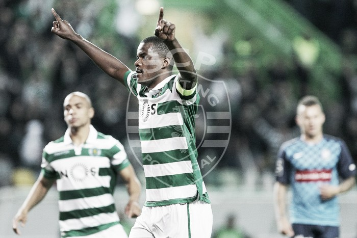 Sporting: o príncipe William voltou a rugir