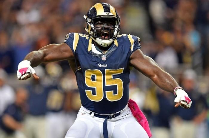 Los Angeles Rams Re-Sign Defensive End William Hayes, Linebacker Mark Barron