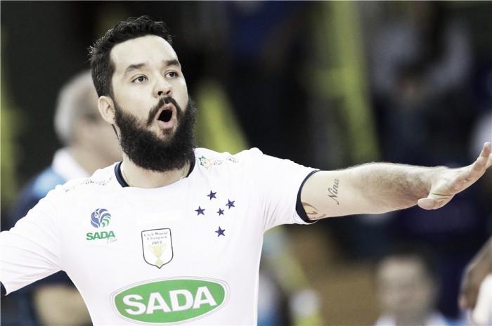William é eleito o melhor jogador do Mundial de Clubes de Voleibol