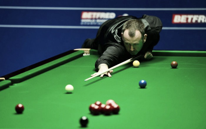 Williams halts Holt at the Crucible