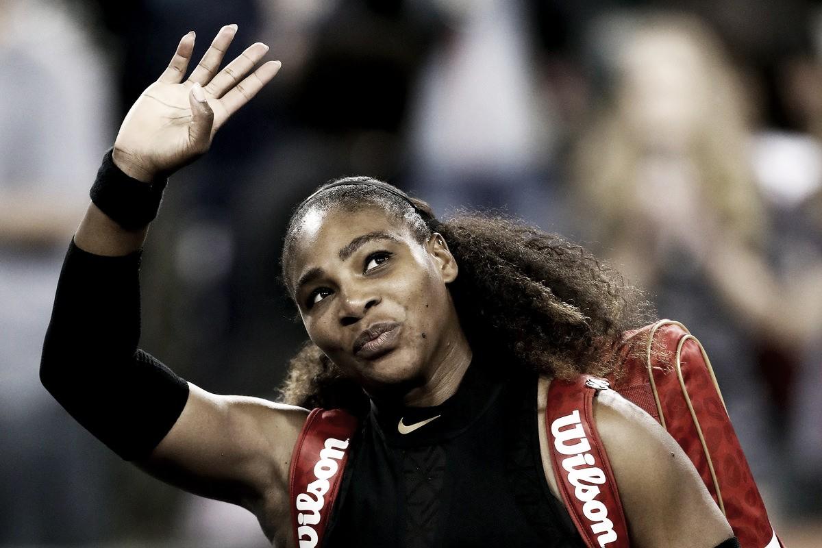 She is back! Serena vence Diyas em Indian Wells no seu retorno ao circuito após 14 meses