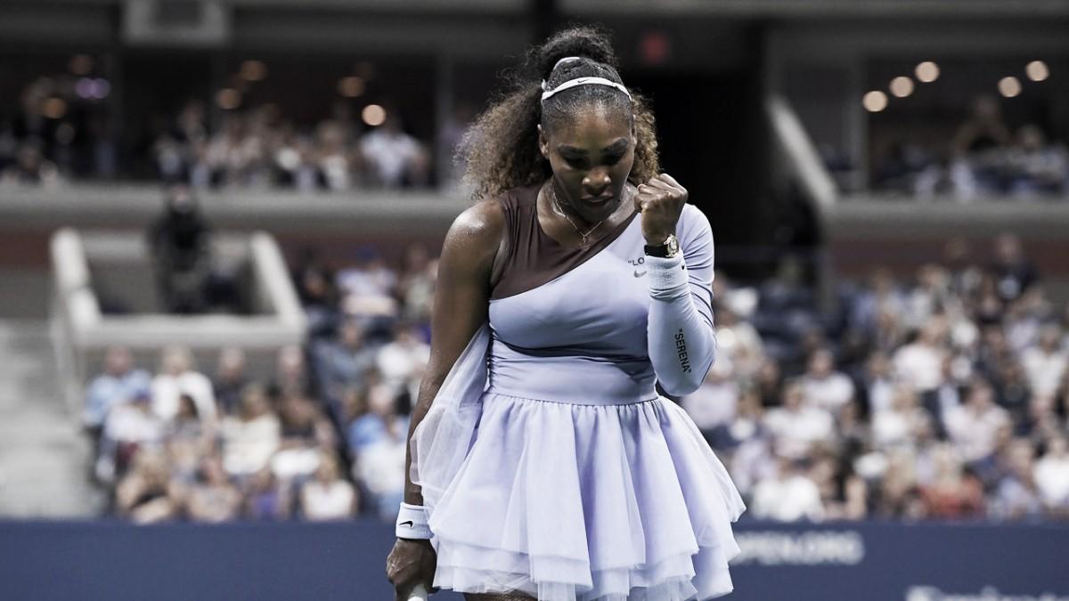 Sem dificuldades, Serena Williams vence Sevastova e avança à final do US Open