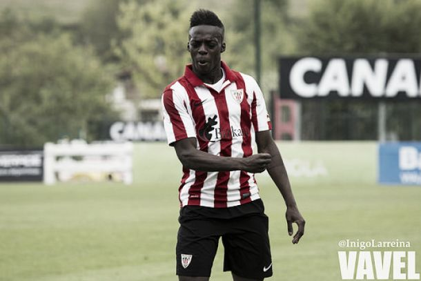 Williams indica el camino al Bilbao Athletic
