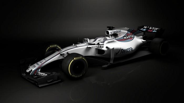 Williams divulga primeiras fotos do carro para a temporada de 2017 da Fórmula 1