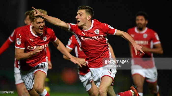 Burton Albion 2-4 Barnsley: Brewers' defence bewitched again as Tykes net four