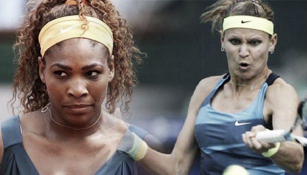 Roland Garros: la favola Safarova contro il muro Serena Williams