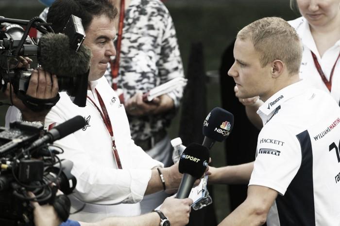 """Valtteri Bottas: """" Todavía no está confirmado si estaré en Williams en 2017"""""""