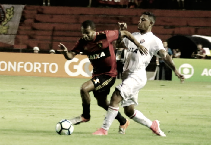 Resultado Vitória x Sport pelo Campeonato Brasileiro 2017 (1-2)