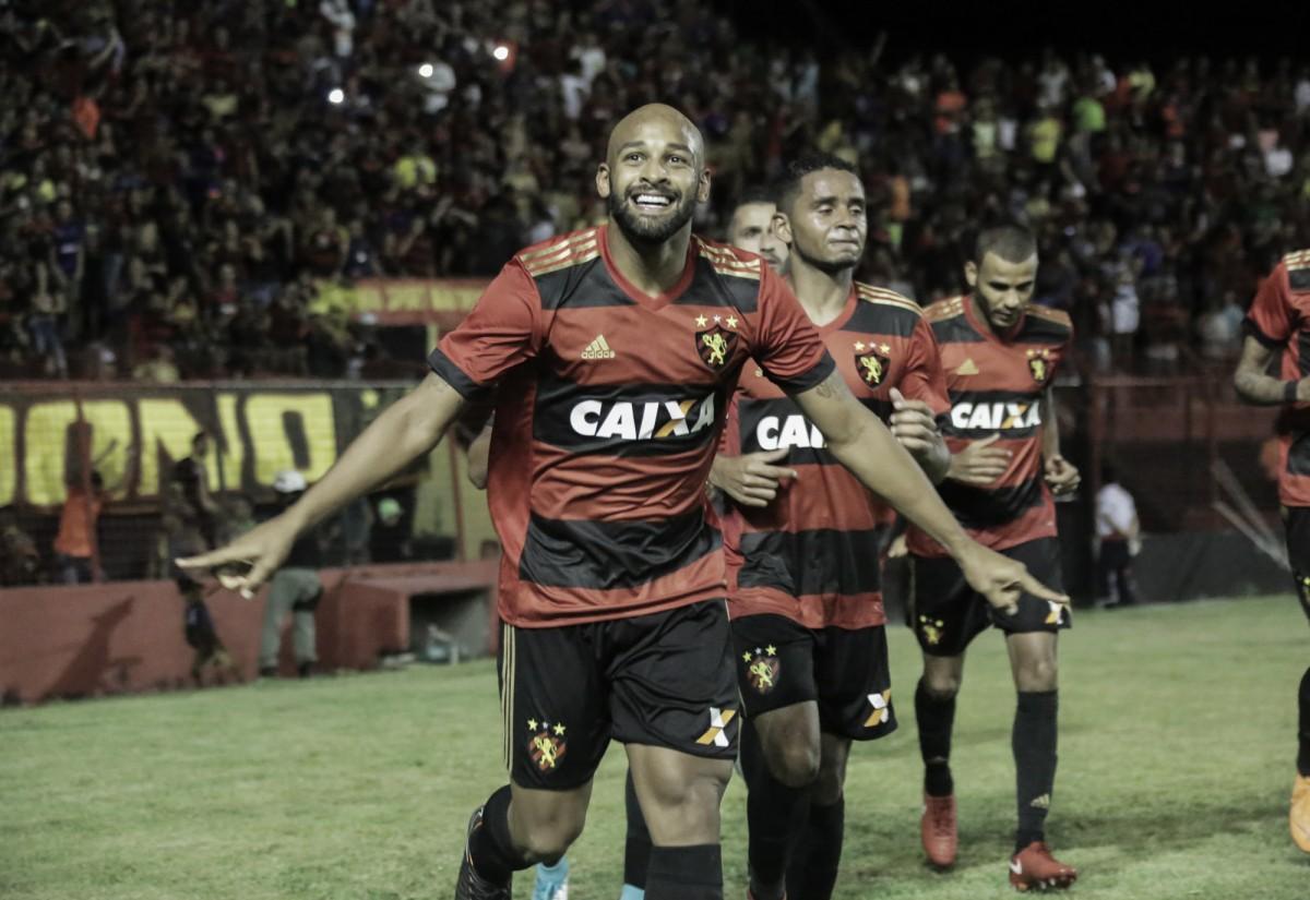 Sport supera Atlético-PR, mantém boa sequência de resultados e assume vice-liderança