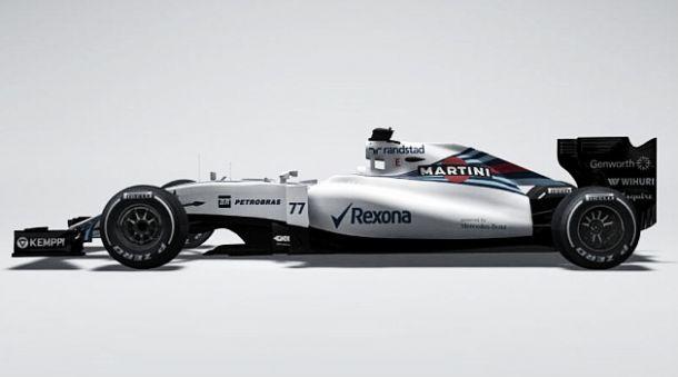 Williams presenta el FW37 por sorpresa