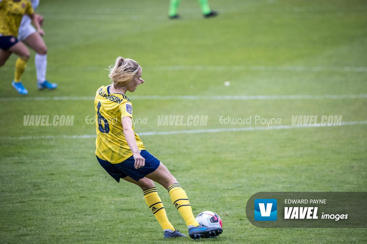Leah Williamson - The pioneering modern-day centre-back