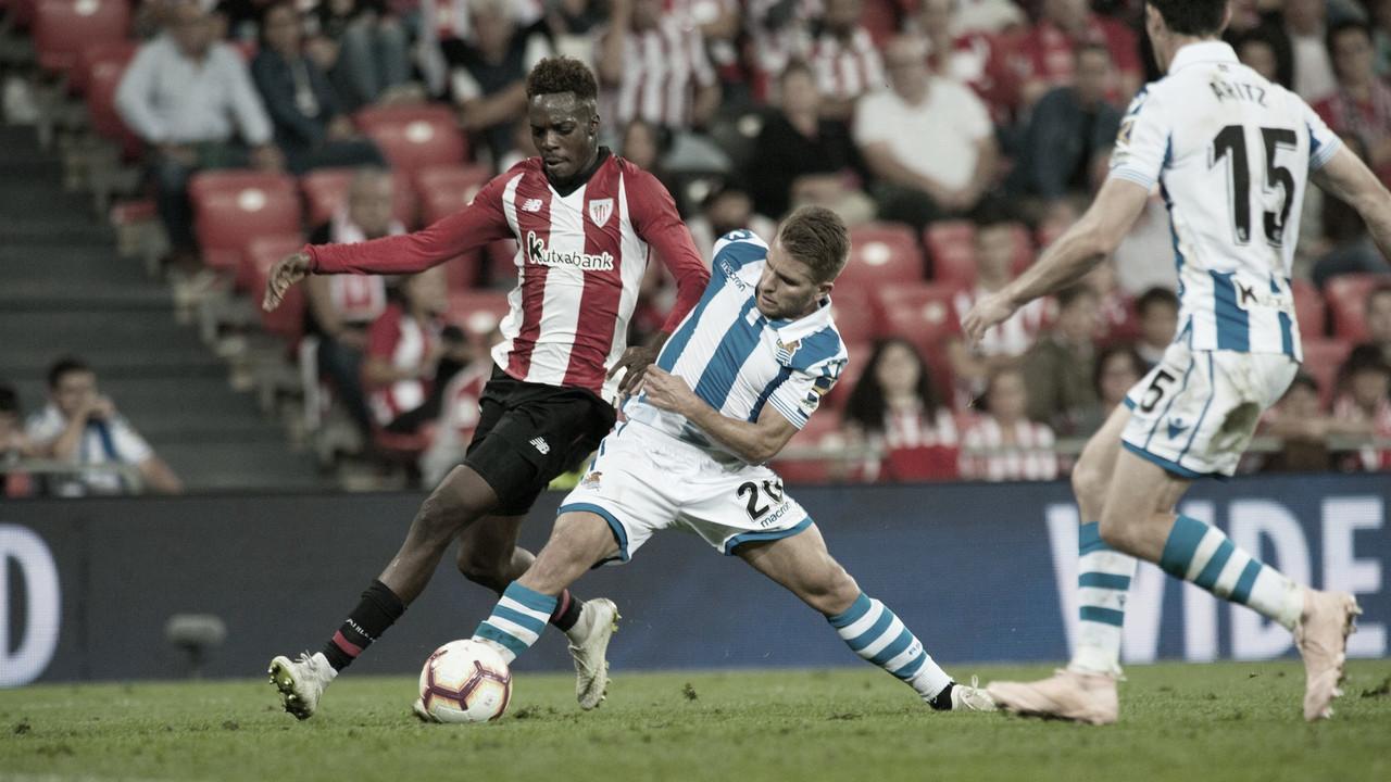 Real Sociedad X Athletic Bilbao Fazem O Cl U00e1ssico Basco Na