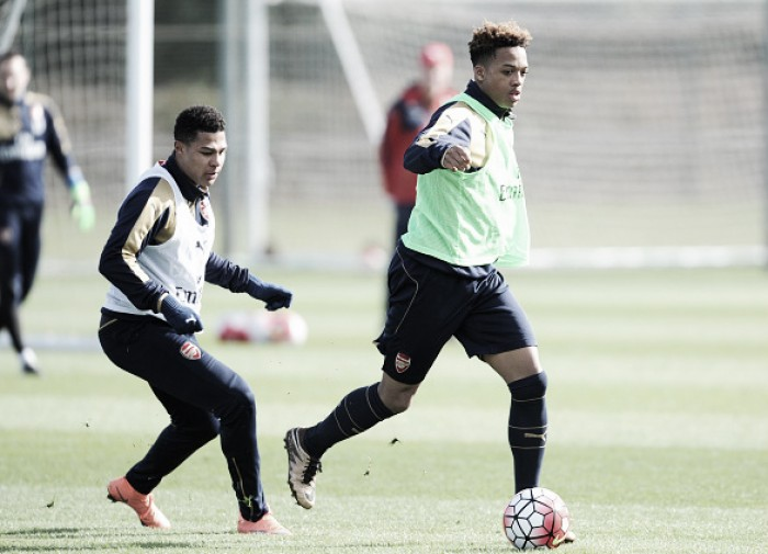 18-year-old winger Chris Willock destined for exciting future, says Wenger