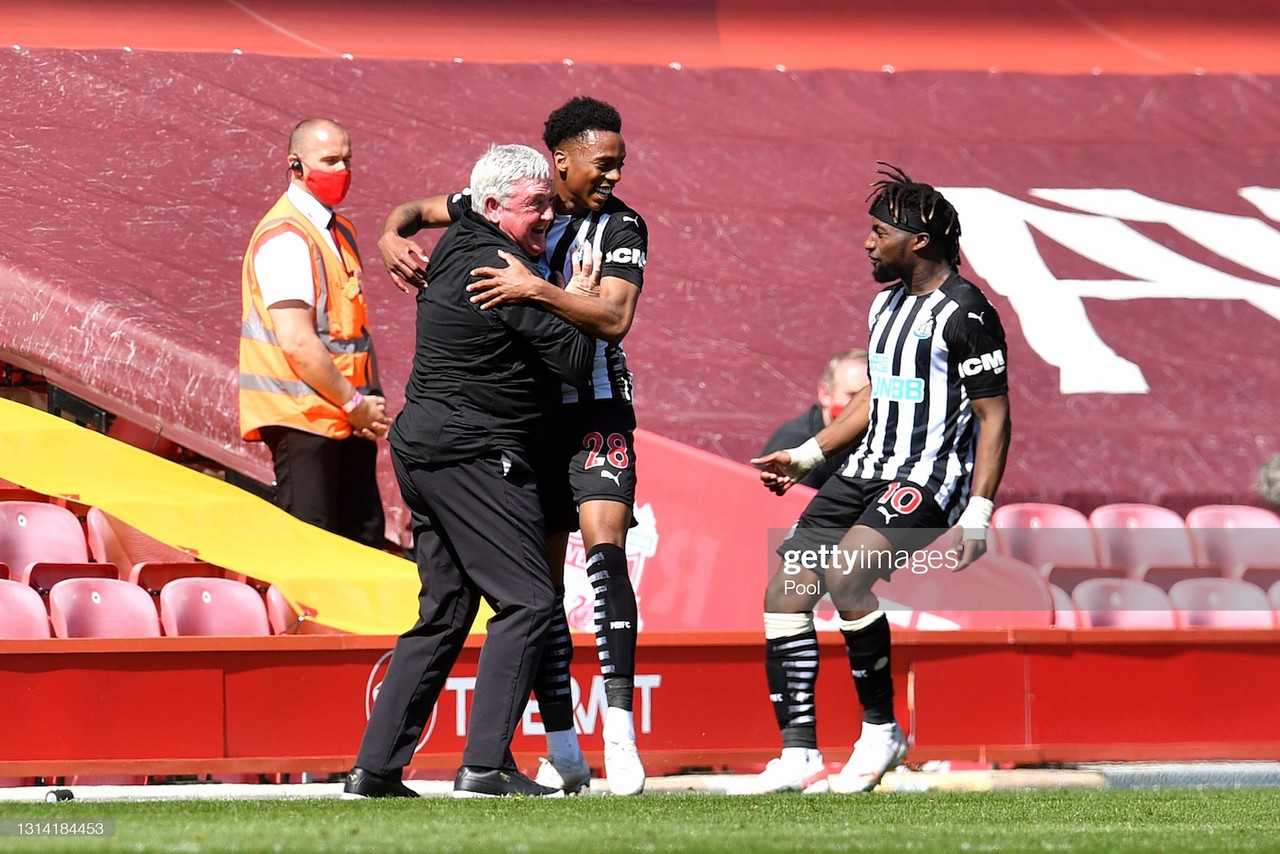 Steve Bruce: Newcastle 'Would Love' to sign Joe Willock Permanently from Arsenal